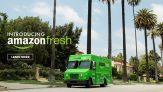 Amazon Fresh Coupon 1 Month Free + $25 OFF